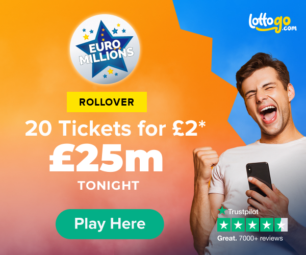 Get EuroMillions Offer Now
