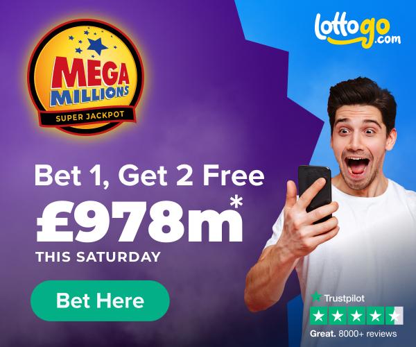 Mega Millions Bet 1 Get 2 Free